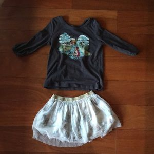 Adorable Osh Kosh outfit